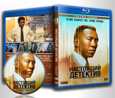 Обложка к сериалу Настоящий детектив 3 / True Detective 3